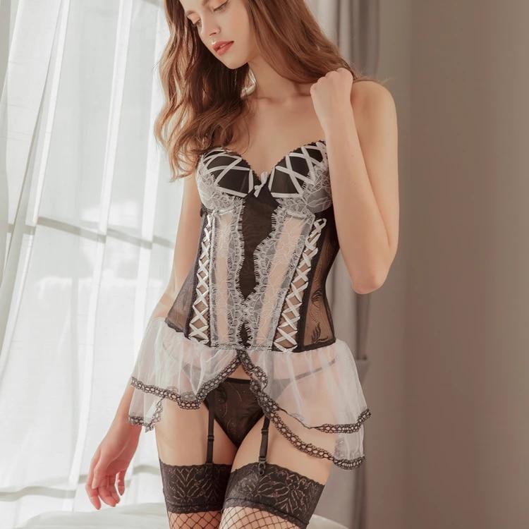 Corset And Panties Gif