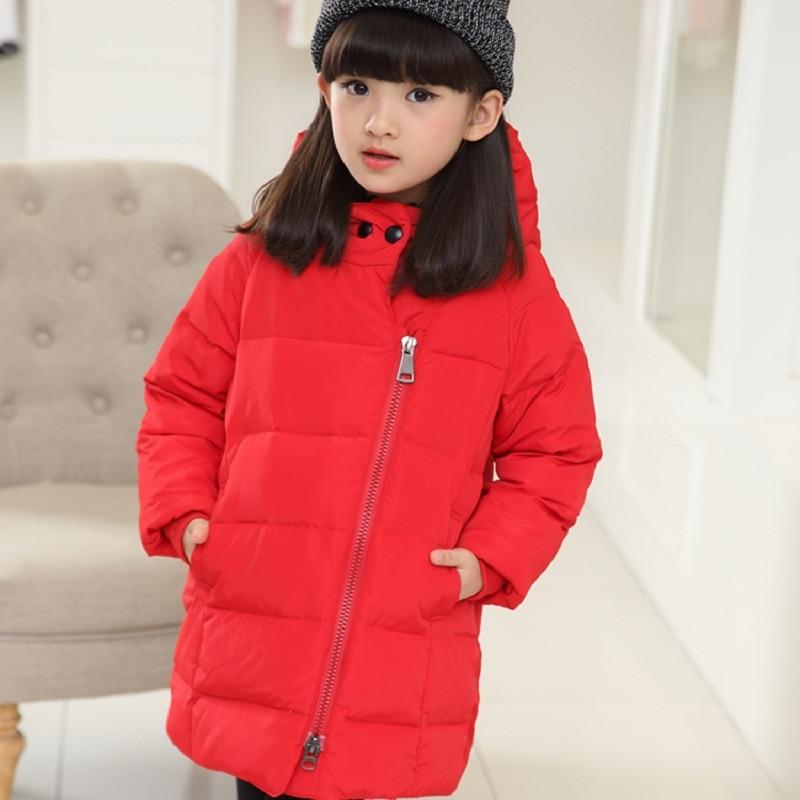 new children down jacket girls clothing outerwear warm clothes winter thick jacket children parkas