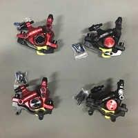ZOOM Öl Disc Bremssattel MTB Elektrische Roller Hydraulische Scheiben Bremse Sets für Xiaomei M365