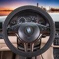 Elástico-as Tampas Da Roda De Direcção Do Carro Universal Carro-Styling Automóvel Respirável Ice Silk Anti Deslizamento Ajustável Acessórios Interiores