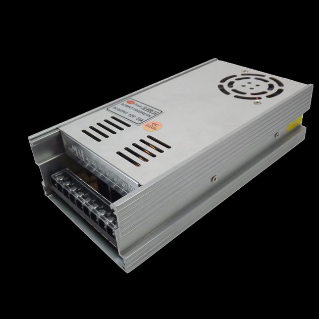 Best quality 12V 33A <font><b>400W</b></font> Switching Power Supply Driver for <font><b>LED</b></font> Strip AC 100-240V Input to DC 12V