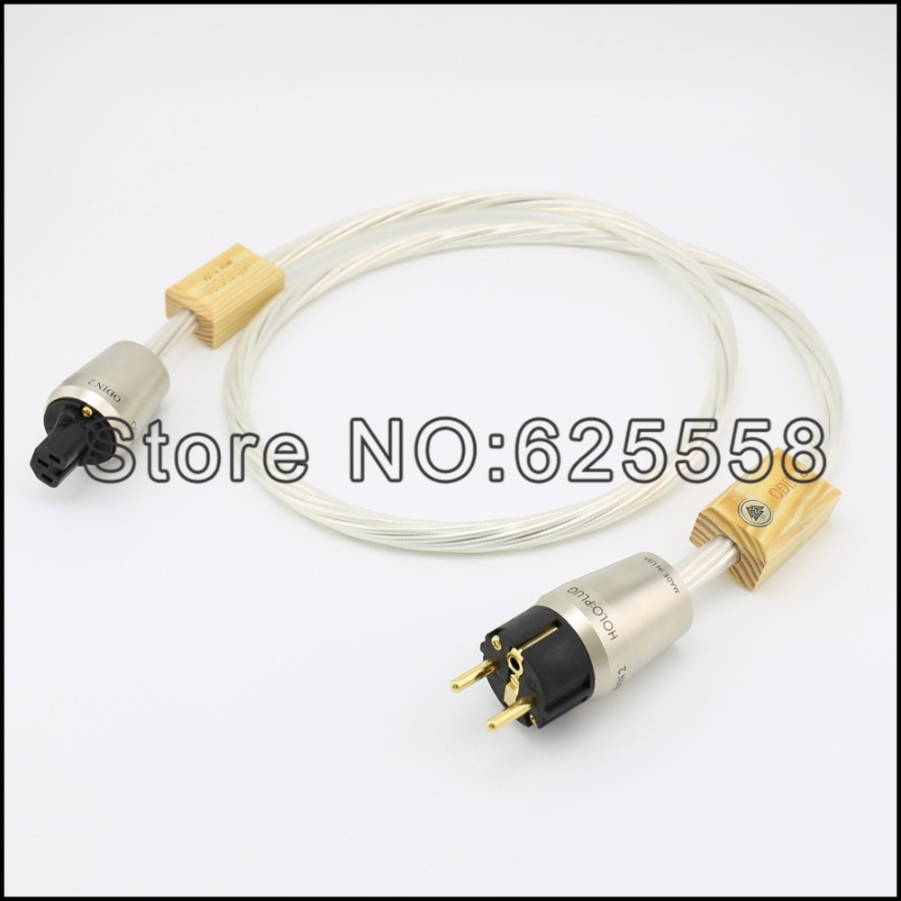 Nordost ODIN 2 Supreme Reference Schuko Power Cord Cable With Original Box EU Plug Power Cable цена и фото