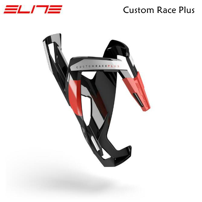 Elite Cycling Custom Race Plus Bottle Cage