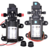 1pc High Quality DC12V 70W 130PSI Diaphragm Water Pump Small Safe High Pressure Self Priming Pump