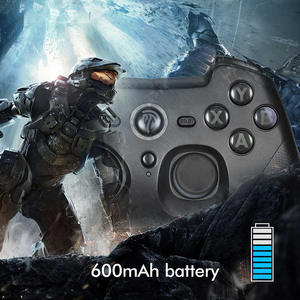 Image 4 - EasySMX ESM 9101 Gamepad For Xiaomi Mi TV Box S PC Win 10 Game Controller Vibration Turbo Android Gamepad For PC PS3 Phone
