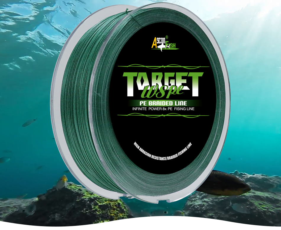8 strand braided fishing line 500m multifilament fishing line (2)