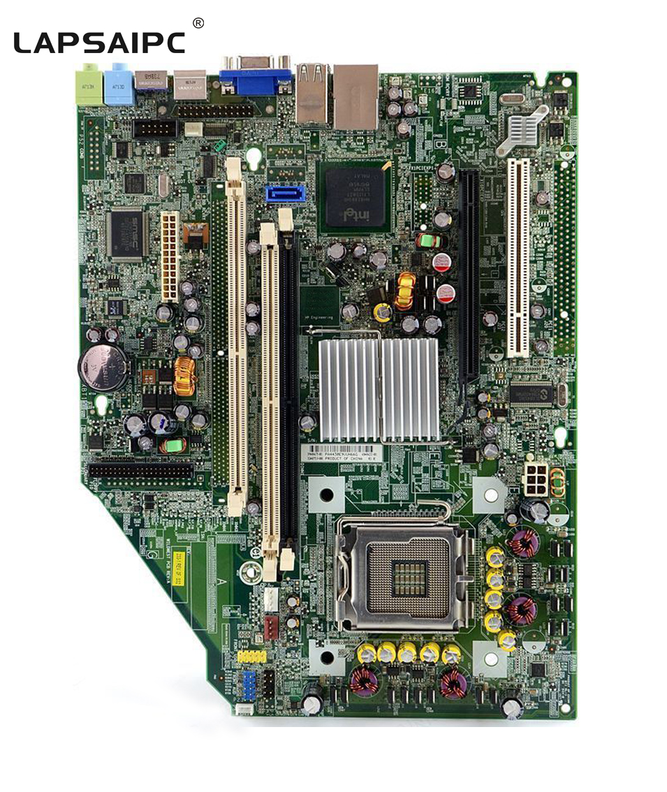Lapsaipc MOTHERBOARD for 404675-001 404233-001 DC7700 USFF SOCKET 775