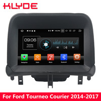 KLYDE 8 4G Android 8.0 Octa Core 4GB RAM 32GB ROM Car DVD Player Radio GPS Glonass For Ford Tourneo Courier 2014 2015 2016 2017
