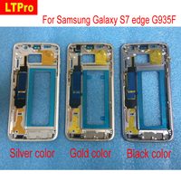 LTPro NEW TOP Quality For Samsung Galaxy S7 Edge G935F LCD Supporting Middle Frame Front Bezel