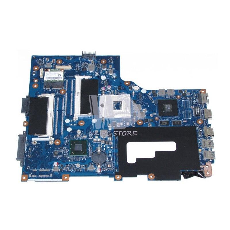 NBMG511001 NB.MG511.001 For Acer aspire E1-771G V3-771G V3-771 Laptop motherboard DDR3 GeForce GT710M Video Card