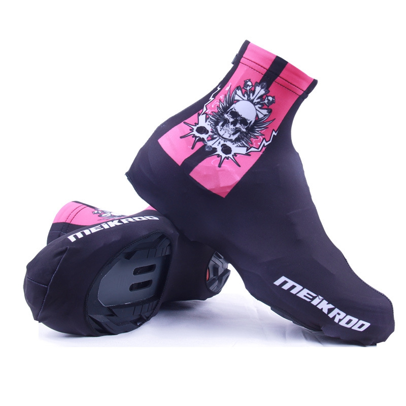 Bicycle Sport Shoe Covers Lighting Skull High quality Bicycle Cycling Overshoes MTB Bike Cycling Shoes Cover Cycling Equipment