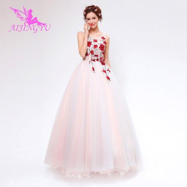 4e88c234c2 AIJINGYU 2018 new free shipping china bridal gowns cheap simple wedding  dress sexy women girl wedding dresses gown TS118-in Wedding Dresses from ...