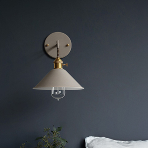 Image 4 - 北欧現代壁ライト傘レストラン装飾マカロンランプリビングルーム寝室通路階段ベッドサイドホームデコレーションインテリア