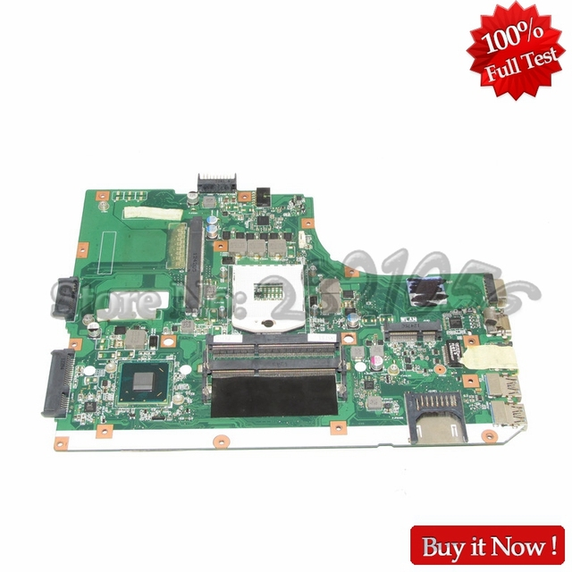 NOKOTION Laptop Motherboard For Asus K55VM PC Main Board REV2.3 HM76 DDR3
