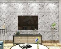beibehang Modern Chinese wall paper pvc papel de parede simulation stone culture stone 3d wallpaper stone pattern papier peint