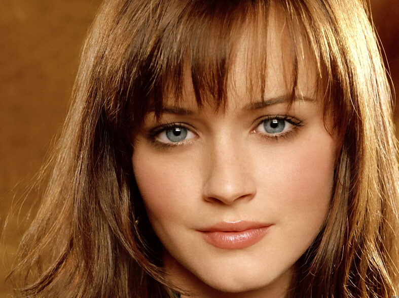 Alexis Bledel Actress Gilmore Girls Art Huge Print Poster TXHOME D7794