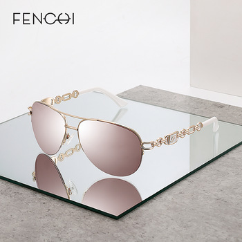FENCHI Mirror Sunglasses