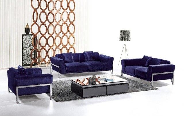 Leinen Stoff Sitzgruppe Wohnzimmer Mbel Couch Samt Tuch Sofas Sofa Schnitts Ecke