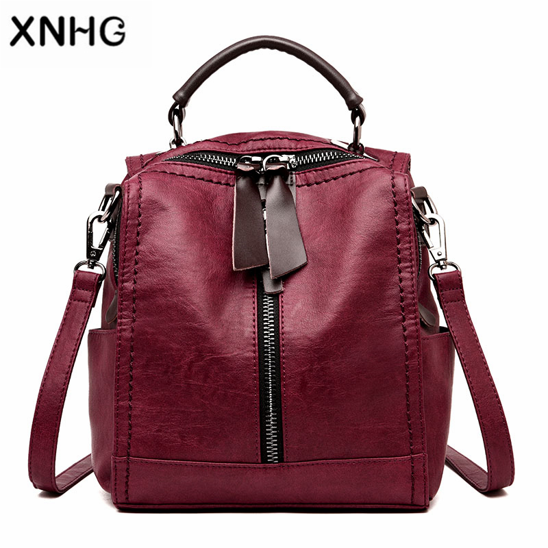 Casual Genuine Leather Bags For Women Cow Leather Designer Handbags High Quality Luxury Handbags Women Bags Designer Sac A Main