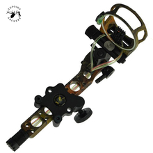 compound bow micro adjust 5 pin sight bow and arrow hunting sight scope right left hand shooting archery aiming accessories Topoint 5 pins .019 Bow Sight with Micro Adjust Detachable Bracket, Sight Light for Both Right /Left Hand Compound Bow Archery
