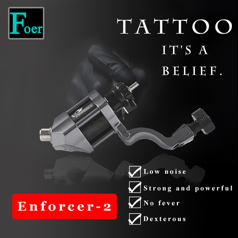 O G Enforcer2 Machines for Tattooing Aviation Aluminum Dragonfly Tattoo Machine for Liner shader Electric Rotary Tattoo Pen in Tattoo Guns from Beauty Health