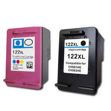 Compatible hp122 122XL Ink Cartridge for hp 122 122XL Ink for HP Deskjet 1000 1050A 2000 2050 2050A 3000 3050 3050A 1510 Printer