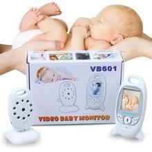 Temperature-Sensor Baby-Monitor Talk Night-Vision 8-Lullabies Video-On/Off Wireless Vb