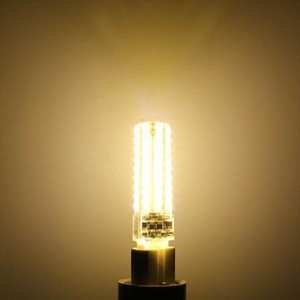 Image 4 - 50pcs Mini G9 LED Lamp 10W Dimmable AC220V/110V   2835 SMD 72LED Chandelier Corn Bulb Light Warm White/ White Free Shipping