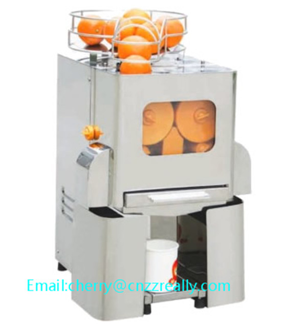 2017 New Commercial High Pressure Fruit Juicer Squeezer Processing Juice Making Machine Home Use 1