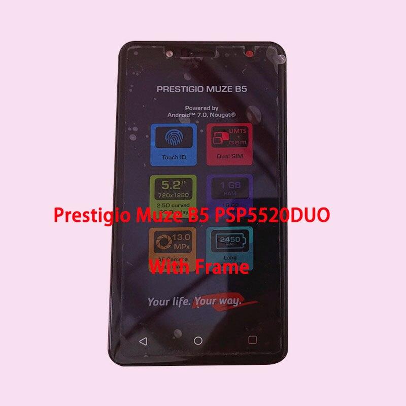 RYKKZ pour Prestigio Muze B5 PSP5520DUO écran LCD avec écran tactile numériseur assemblage remplacement avec outils
