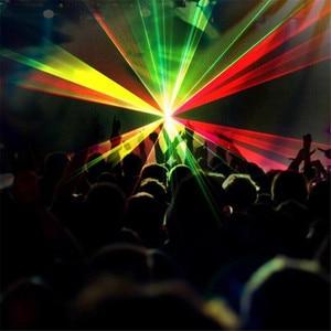 Image 5 - الغريبة عن DMX512 200mW RGY الليزر المرحلة إضاءة الماسح تأثير الرقص DJ ديسكو حزب تظهر ضوء عيد الميلاد مصابيح جهاز عرض