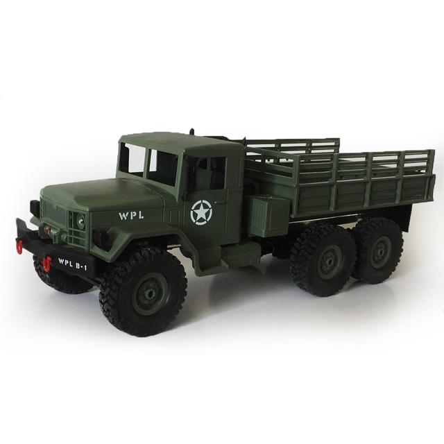 Remote Control Military Truck