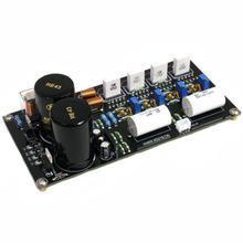 تجميعها النقي بعد الدرجة LM3886T 2*125 W ثنائي قناة مكبر كهربائي مجلس XD