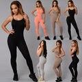 Sexy Women Casual Sleeveless Bodycon Romper Jumpsuit Club Bodysuit Jumpsuit