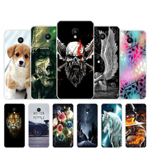 For Meizu M3S Mini Case for Meizu M3 Mini Cover Slim TPU Sil