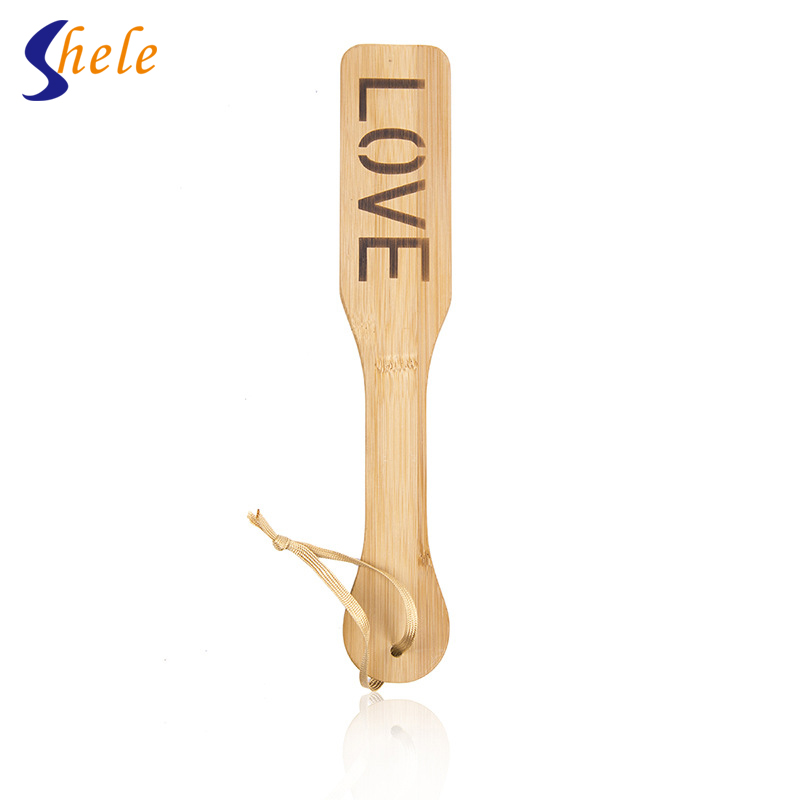 LOVE/Heart Spanking Paddle Whip Sex Toys For Couples BDSM Bondage Paddle Sex Tools For Sale Sex Toys For Woman/Men Erotic Toys longing for toys
