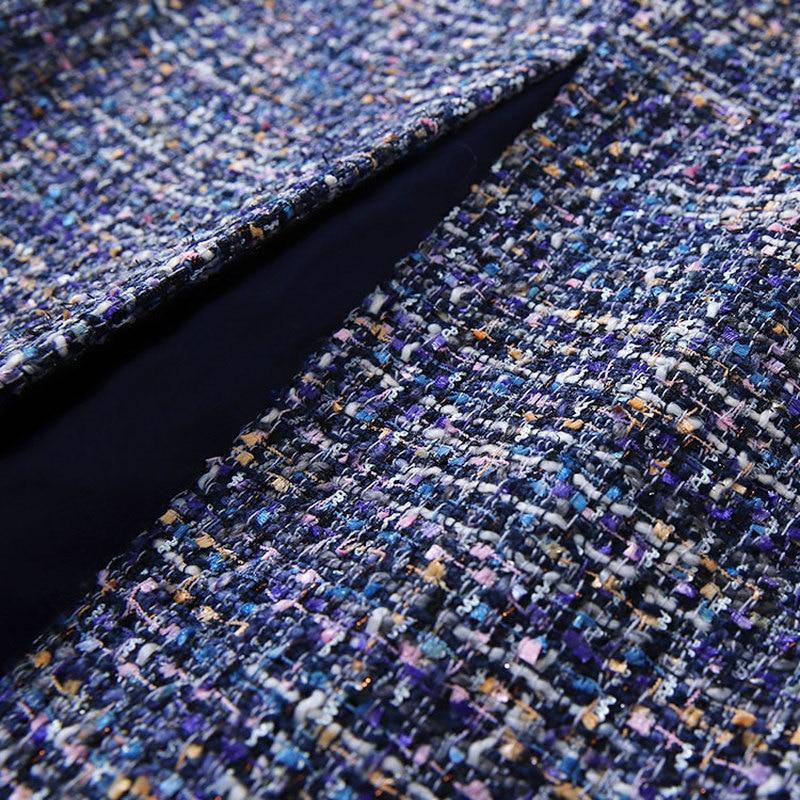 Vendaje Alta Damas Lana Picture Largo Mujeres Bodycon Elegante As Primavera Falda Dividir Tweed 2019 De Retro Medio La Y140 Faldas Las Cintura g710SqBIwq