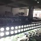 2x100 Вт COB DMX сценическое освещение Led Blinder/теплый белый Dmx сценическая ТВ студия церковь - 5