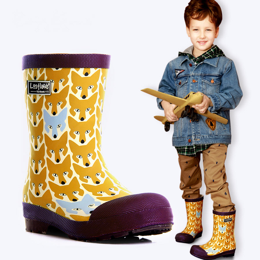 Free Shipping European & American fashion Boys Rain boots gumboots wellingtons Children wellies Gum Rubber Rubbers galoshes fox free shipping fashion madam featherweight rubber boots rainboots gumboots waterproof fishing rain boots motorcycle boots