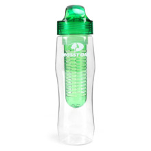 MOSSY OAK 25 Oz Fruit Infuser Water Bottle Sport for Hiking Cycling Camping Gym Yoga Fitness