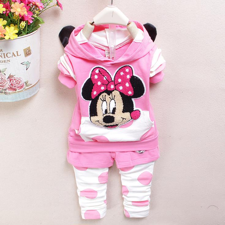 3f478592c3cea hot sale spring Cute cartoon hello kitty newborn Baby girl clothing  set,children hoodies+pants 2pcs roupas de bebe baby clothes-in Clothing  Sets from Mother ...