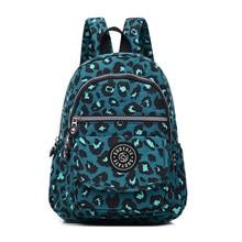 Женский модный рюкзак большой емкости, нейлоновый водонепроницаемый рюкзак для путешествий, школьный ранец высокого качества, рюкзак для путешествий, 10 марта