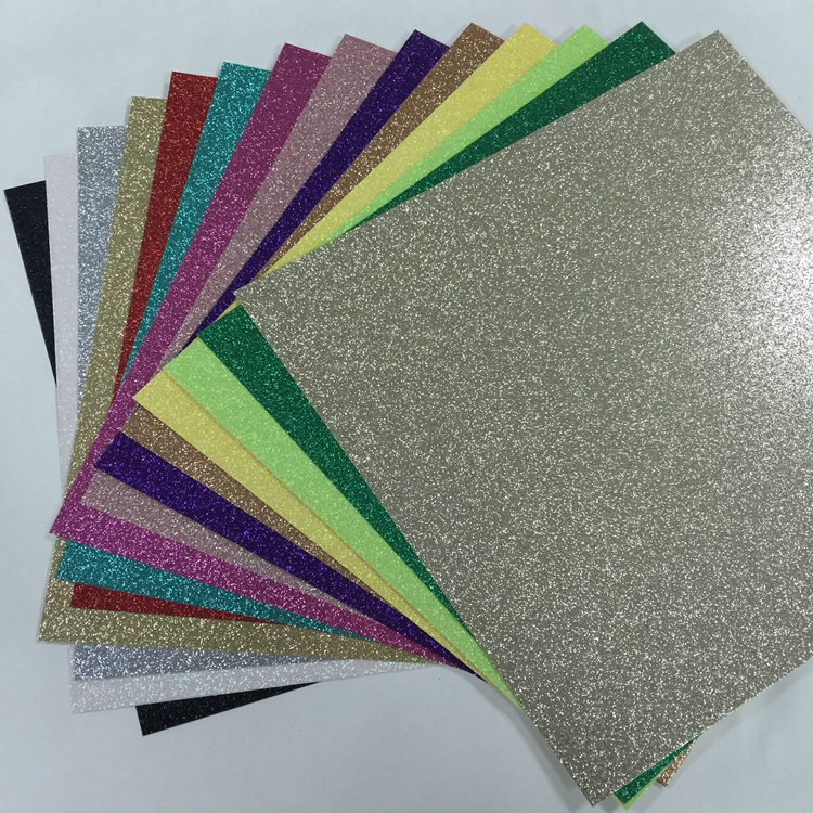 300piece 12x12 Glitter Craft Paper Cardstock Party Decoration Gift Wrapping Paper Card Making DIY Scrapbook Paper