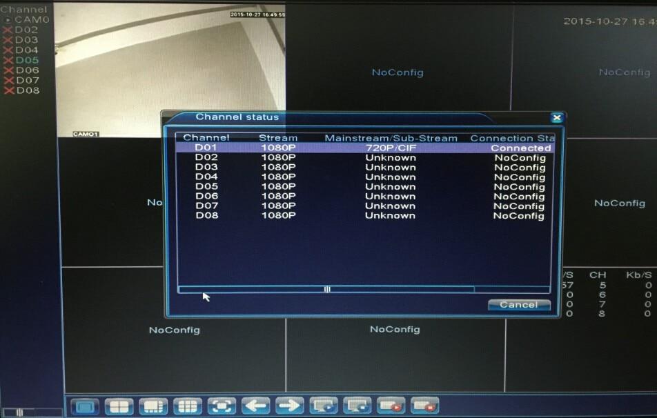 Wistino 1080P 4pcs IP Camera CCTV Security System Kit Night Vision 8CH NVR Recorder Surveillance Monitor Kits H.265 XMeye 720P 960P (30)