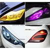 Car Styling 12 Colors 30x100cm Car Light Headlight Taillight Tint Vinyl Film Sticker Lamp Stickers Brake
