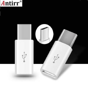 Converter Connector Data-Adapter Type-C-Device Micro-Usb Universal Female USB-C Black