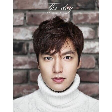 LEE MIN HO - SINGLE ALBUM - THE DAY Release Date 2015-11-24 KPOP lee seung gi 3rd album break up story release date 2007 08 17 kpop album