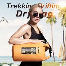10/20L sacs de natation extérieurs de PVC sacs secs imperméables sac sec portatif de plongée de Rafting pour le Trekking de rivière