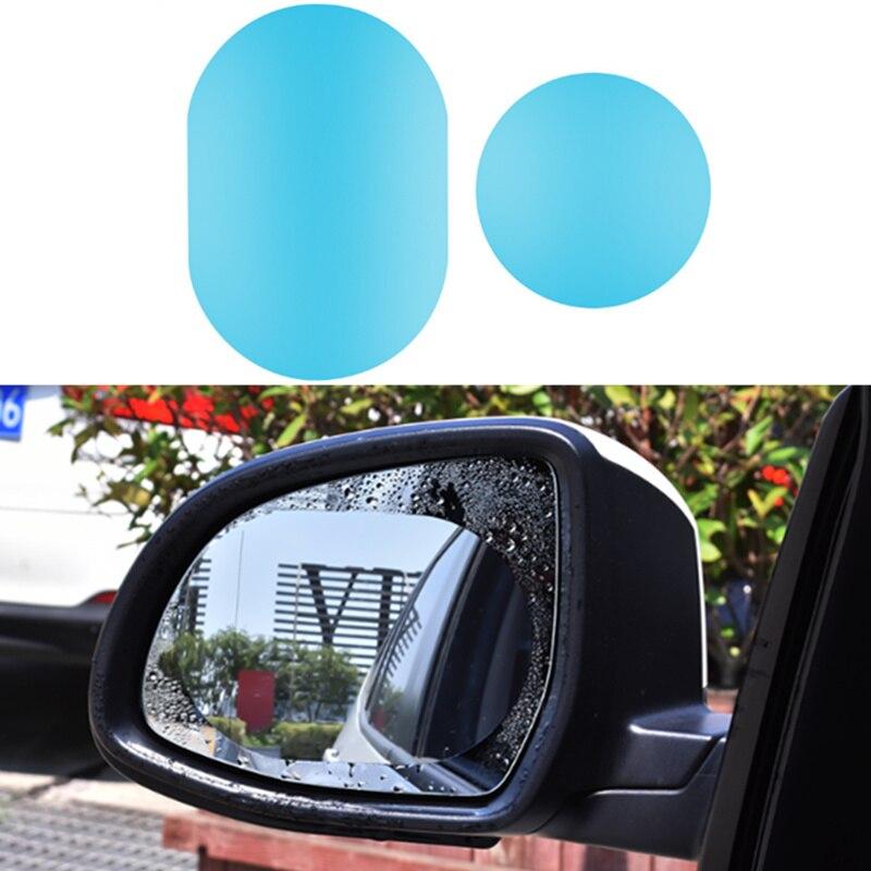 1 Pair Car Rainproof Rearview Mirror Protective Film for Mazda 2 3 5 6 CX-3 CX-4 CX-5 CX5 CX-7 CX-9 Atenza Axela