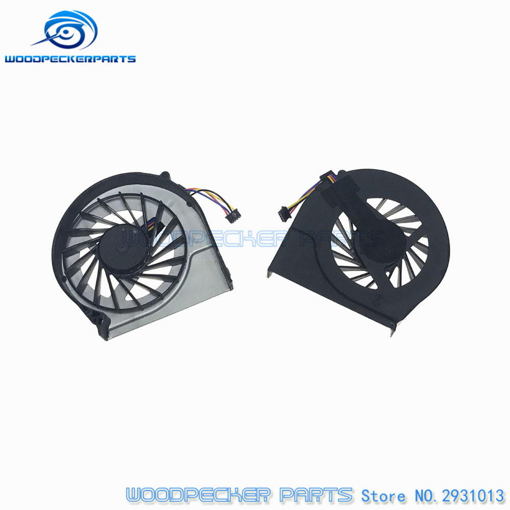 Original Notebook CPU Cooler Fan For HP For Pavilion G4-2000 g7-2000 G6-2000 G7-2240US G6T-2000 Q72C KIPO KSB06105HB 4 wire cooling fan for hp pavilion g6 2000 g7 2000 g6 g56 cpu fan brand new original g7 g6 2000 laptop cpu cooling fan cooler